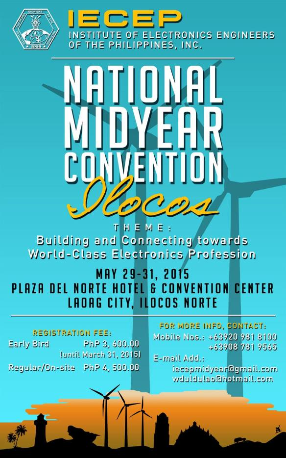 IECEP Midyear Convention 2015