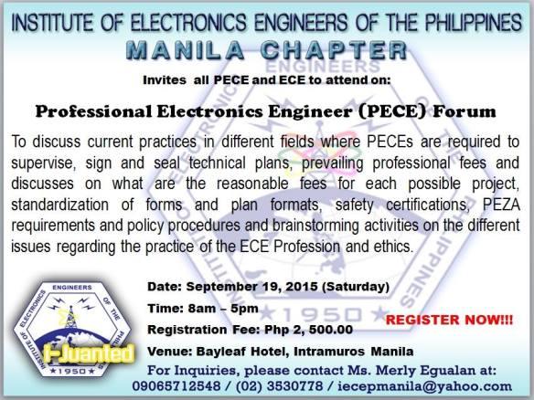 PECE Forum